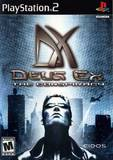 Deus Ex: The Conspiracy (PlayStation 2)